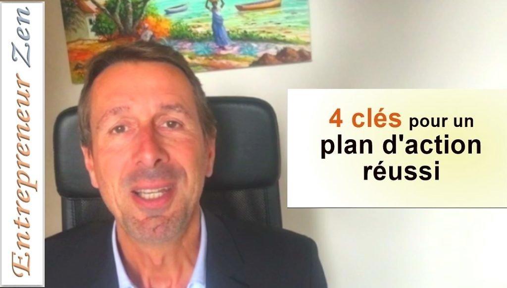 4 clés pour établir son plan d'action