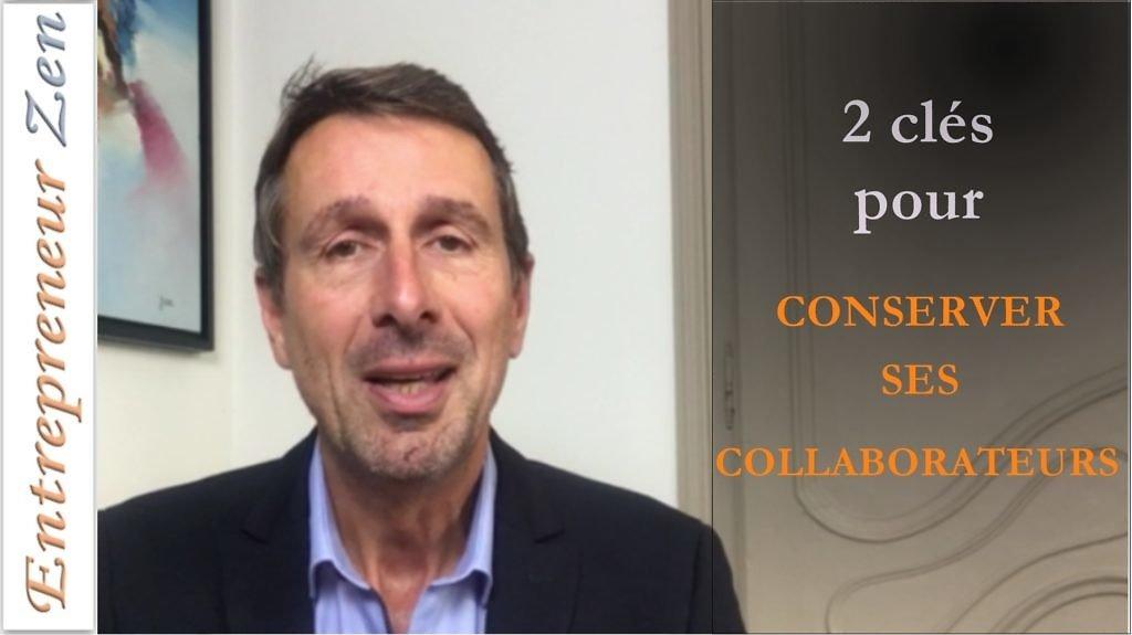 2 clés pour conserver ses collaborateurs