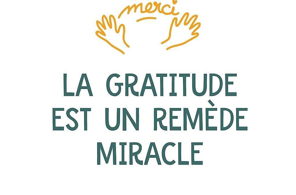 Comment utiliser le pouvoir de la gratitude ?