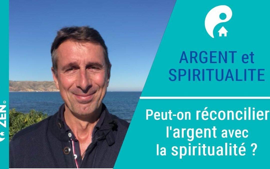 L'argent est-il conciliable avec la spiritualité ?