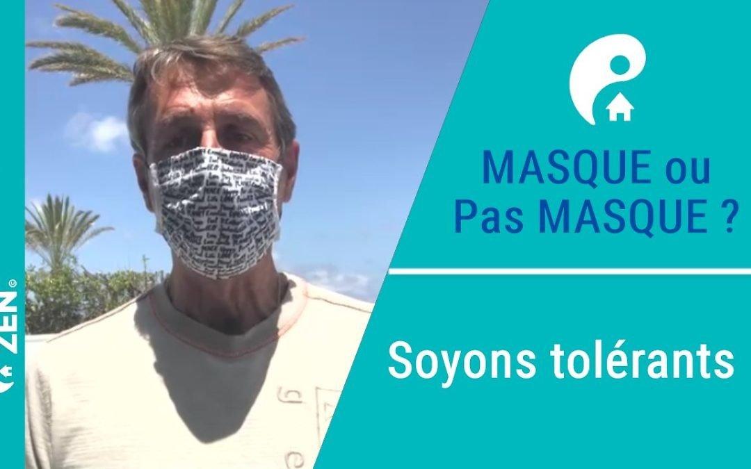 Masque ou pas masque pour se protéger ?