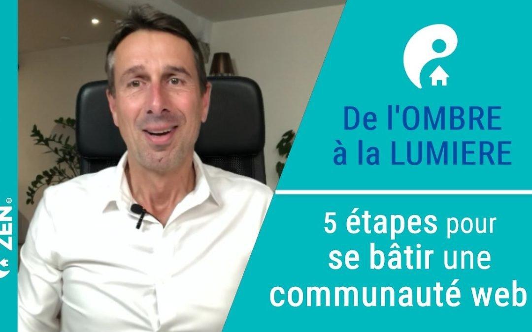 Se bâtir une communauté sur le web en 5 étapes