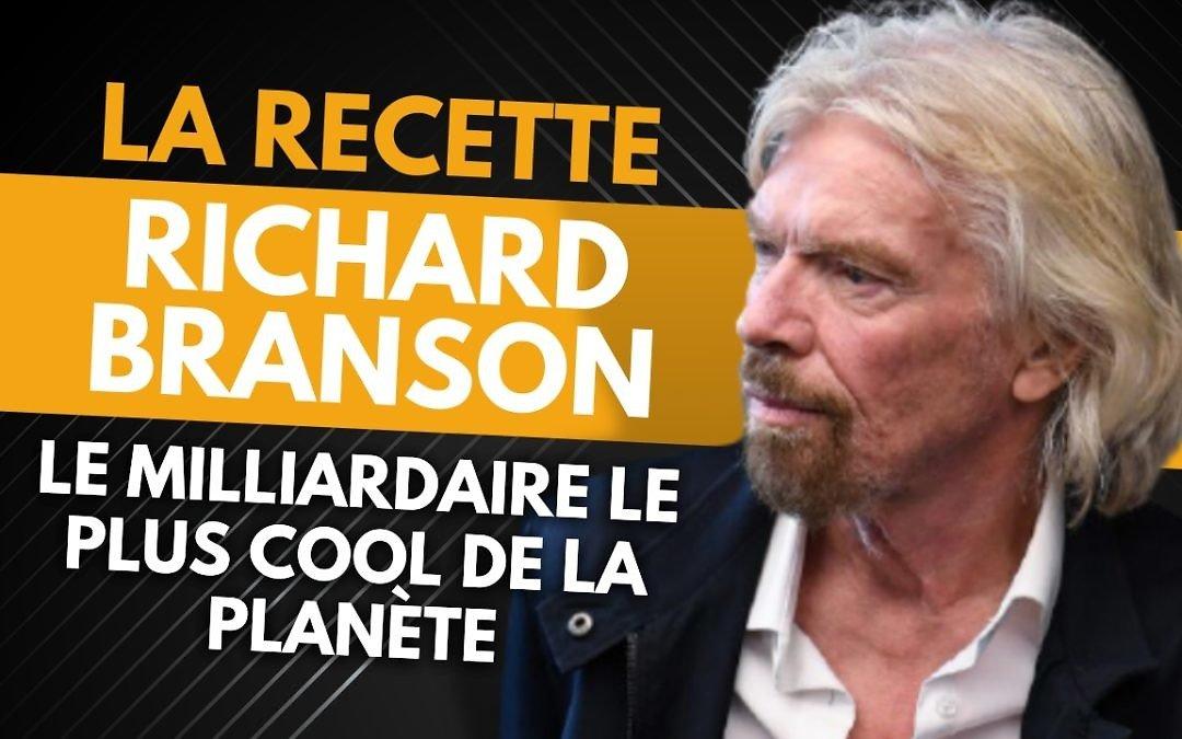 La recette Richard Branson pour concrétiser ses projets