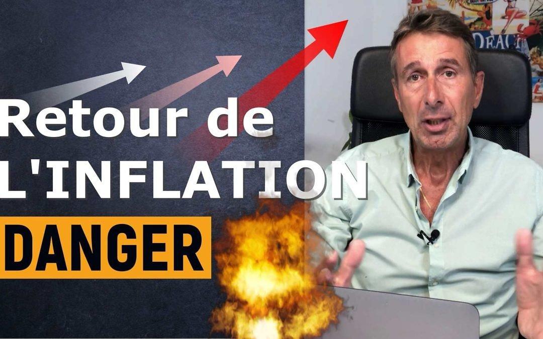 Protégez votre épargne (retour de l'inflation)