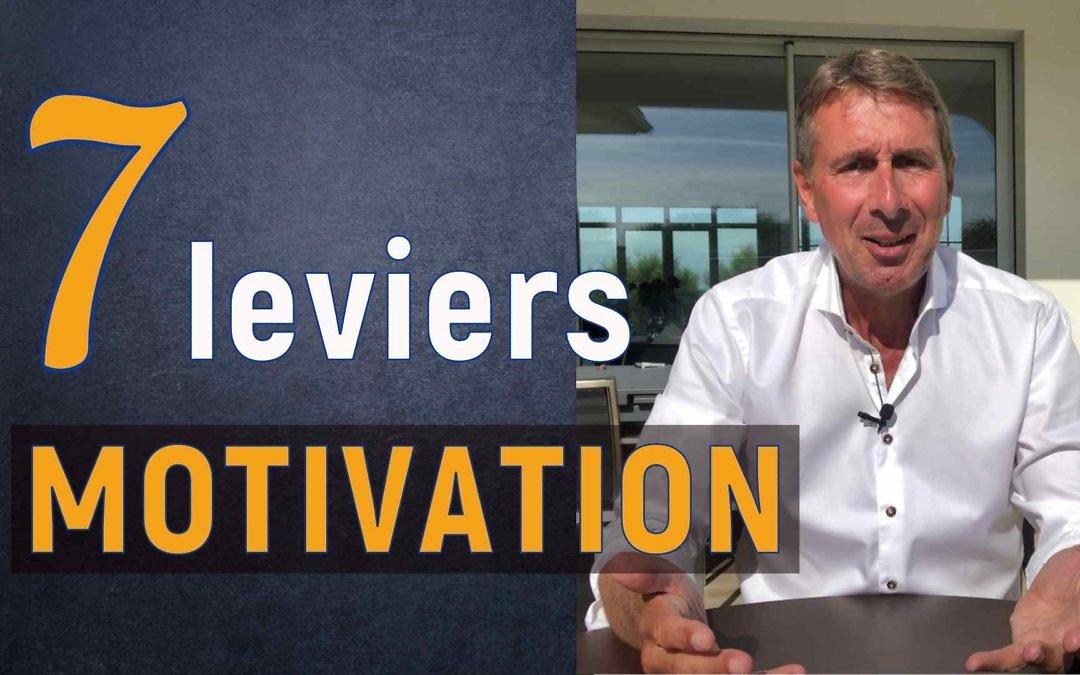 Comment trouver de la MOTIVATION (facilement) ?